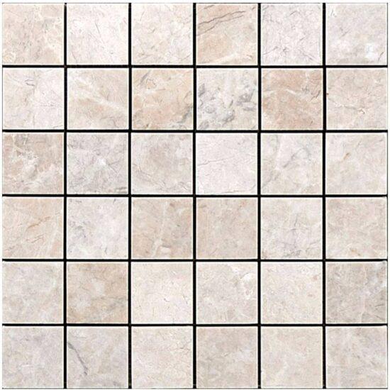Platinum Mosaic - (48x48mm) 305x305mm 1