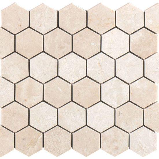 Crema Marfil Select Mosaic 5