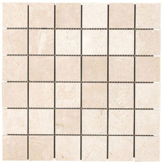 Crema Marfil Select Mosaic 1