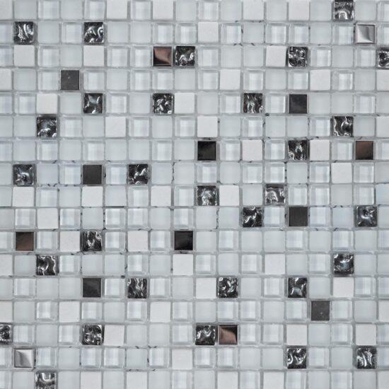 ICE MOSAIC (15x15mm) 300x300mm