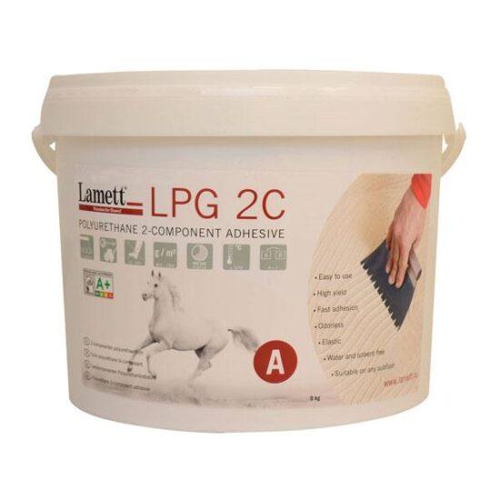 Lamett LPG 2C – Polyurethane two-component adhesive 10kg 1