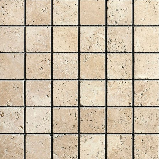 Lydia Classico Tumbled Mosaic - 23x23mm 1