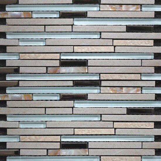 Mosaic Lluvia - 300x300mm 1
