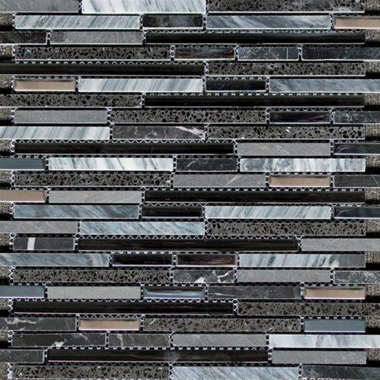 Mosaic Lluvia - 300x300mm 2