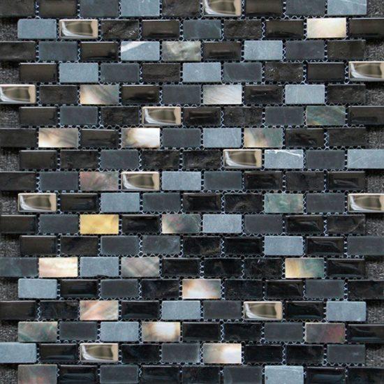 Mosaic Nacar - 300x300mm 3