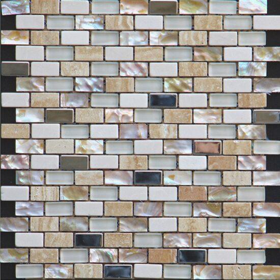 Mosaic Nacar - 300x300mm 1