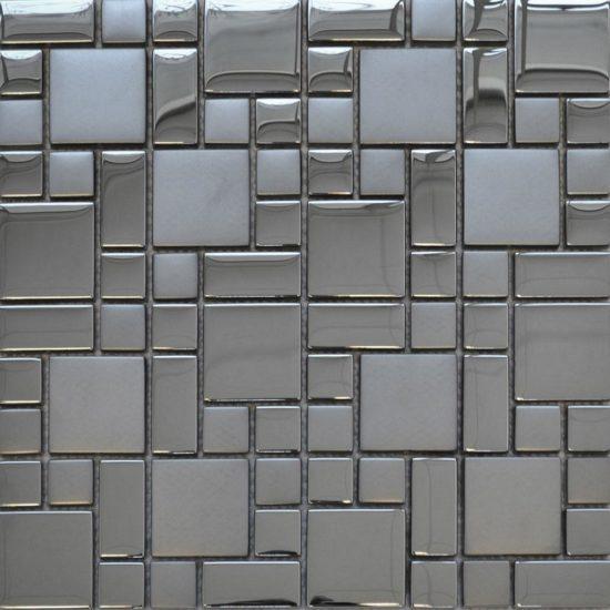 Rapallo Silver 300x300mm