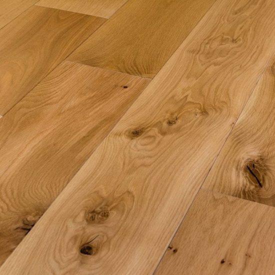 VIT102 Oak Rustic Oiled 150 - 150×300-1200mm 4