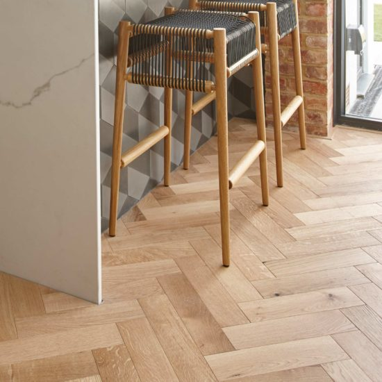 ZB109 Brushed & Lacquered Oak - 90x360mm 1
