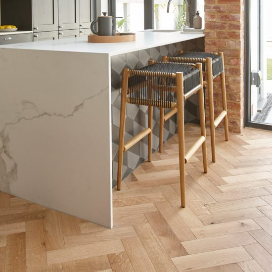 ZB109 Brushed & Lacquered Oak - 90x360mm 3