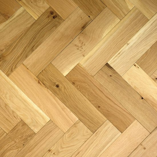 ZB109 Brushed & Lacquered Oak - 90x360mm 5