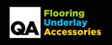 qa flooring underlay accessories logo