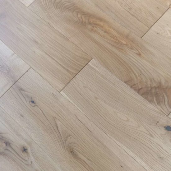 Traditional Solid 18x150mm brushed oiled FTOS1503DIY 1
