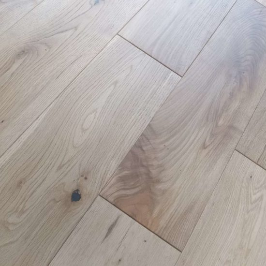 Traditional Solid 18x150mm brushed oiled FTOS1503DIY 2