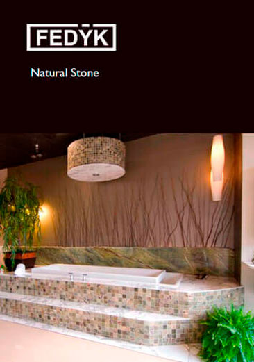 Fedyk Natural Stone Collection