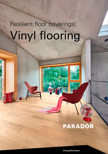 Resilient floor coverings Vinyl flooring