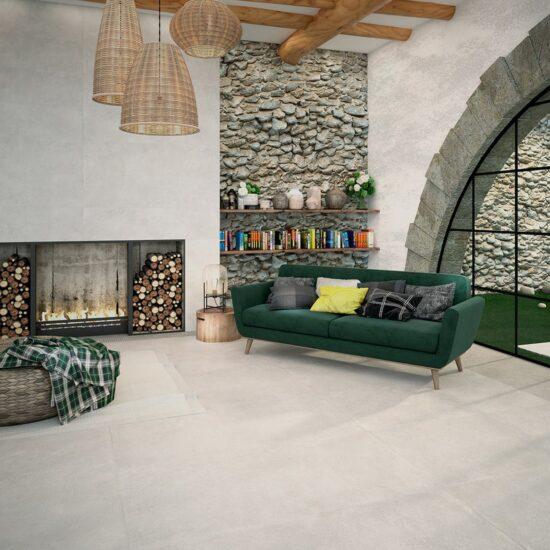 Scott White Lounge