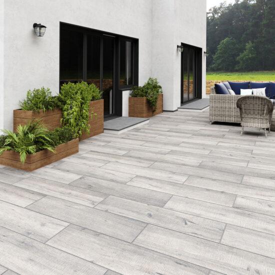 Lignum Woodplank LifeStyle Grey