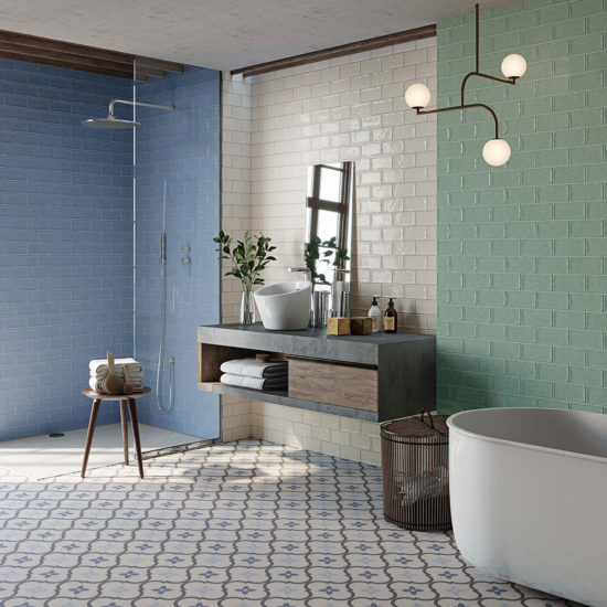 Abbey Verde Bathroom