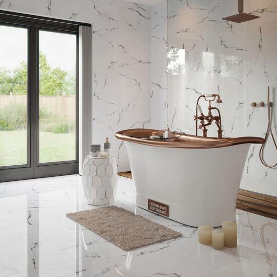Prime Blanco Bathroom