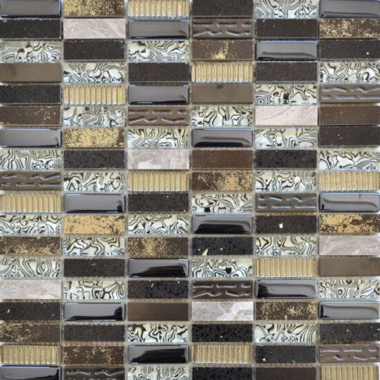 Zebra (15x30mm) 300x300mm