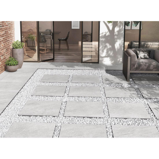 Hammer Stone Grey Roomset 1