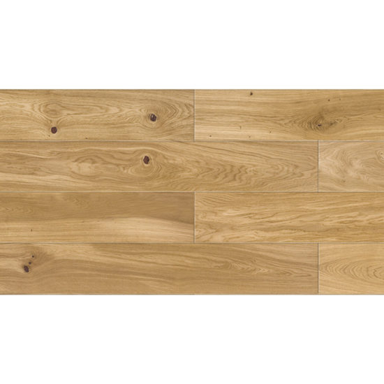 5g 14x155x1092mm Lacquered Engineered Oak