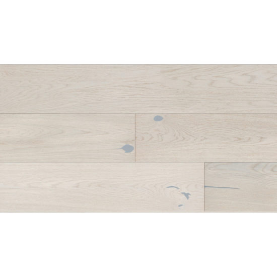 5g 14x180x1800mm Planked White Brushed Matt Lacquered Oak