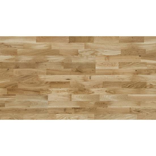 5g LOC 14x207x1092mm 3 Strip Oak