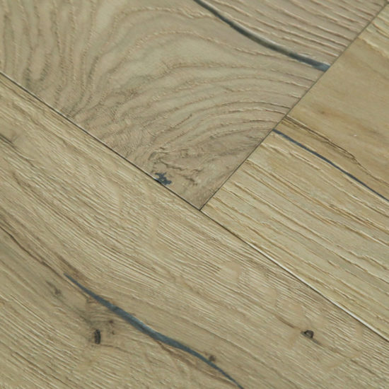 Old Town 14x190mm Raw And Natural Oak V1