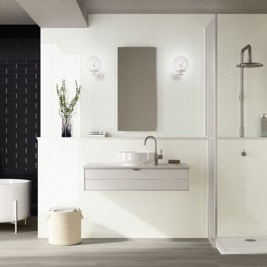 Tennessee White Gloss Roomset